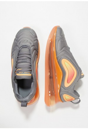 Nike AIR MAX 720 - Sneakers laag grey/orangeNIKE303393
