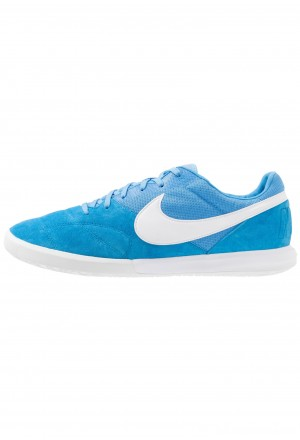 Nike THE PREMIER II SALA - Zaalvoetbalschoenen photo blue/white/university blueNIKE203041