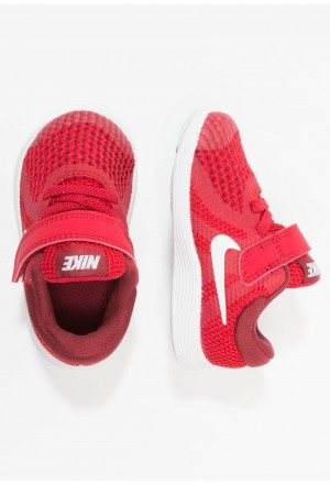 Nike REVOLUTION 4 - Hardloopschoenen neutraal gym red/white/team red/blackNIKE303596