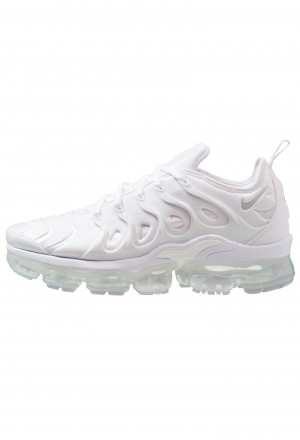 Nike AIR VAPORMAX PLUS - Sneakers laag white/pure platinumNIKE202419