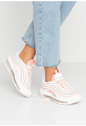 Nike AIR MAX 97 - Sneakers laag summit white/bleached coral/desert sand/whiteNIKE101306