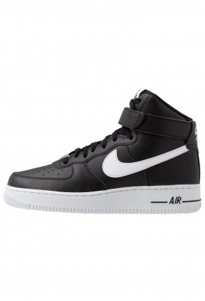 Nike AIR FORCE 1 '07  - Sneakers hoog black/whiteNIKE202410