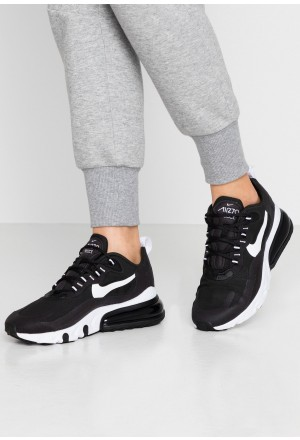 Nike AIR MAX 270 REACT - Sneakers laag black/whiteNIKE101555