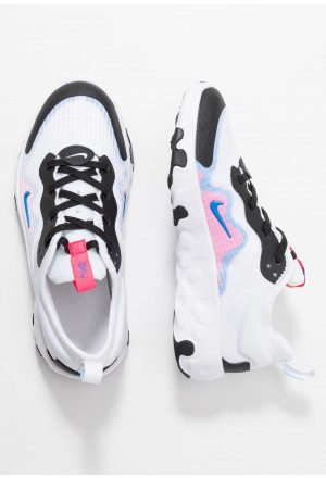 Nike RENEW LUCENT - Instappers white/photo blue/hyper pink/blackNIKE303523