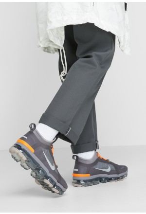 Nike AIR VAPORMAX 2019 UTILITY - Sneakers laag thunder grey/reflect silver/gunsmoke/sepia stone/total orange/pumiceNIKE202512