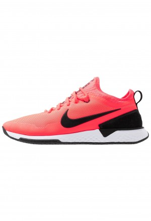 Nike FC - Zaalvoetbalschoenen solar red/black/white/light brownNIKE203070