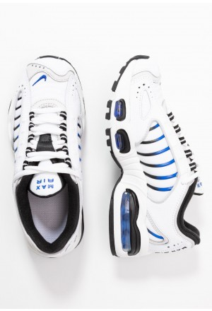Nike AIR MAX TAILWIND - Sneakers laag white/racer blue/summit white/vast grey/blackNIKE303206