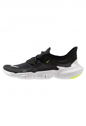 Nike FREE RN 5.0 - Loopschoen neutraal black/white/anthracite/voltNIKE101775