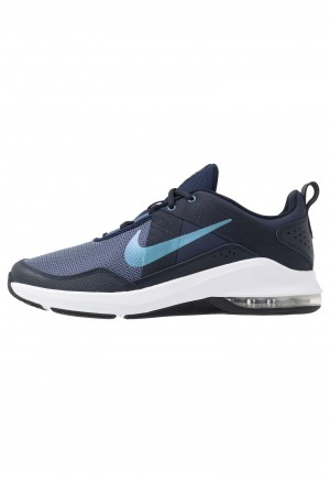 Nike AIR MAX ALPHA TRAINER 2 - Sportschoenen midnight navy/dark grey/dark obsidianNIKE202715