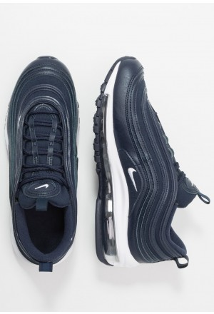 Nike AIR MAX 97 - Sneakers laag obsidian/white/midnight navyNIKE303292