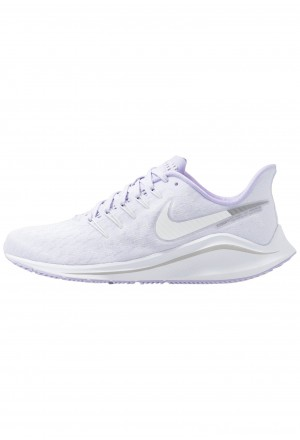 Nike AIR ZOOM VOMERO  - Hardloopschoenen neutraal amethyst tint/white/purple agate/atmosphere grey/platinum tintNIKE101751