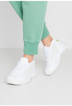 Nike Sneakers laag white/barely volt/ghost aquaNIKE101313