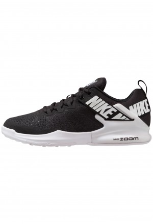 Nike ZOOM DOMINATION TR 2 - Sportschoenen black/white/dark greyNIKE202722