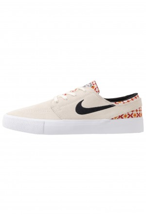 Nike SB ZOOM JANOSKI - Sneakers laag pale ivory/black/mystic red/whiteNIKE202577