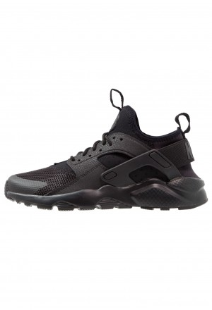 Nike AIR HUARACHE RUN ULTRA - Sneakers laag blackNIKE303170