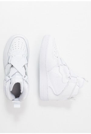 Nike FORCE 1 HIGHNESS - Sneakers hoog whiteNIKE303351