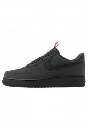 Nike AIR FORCE 1 - Sneakers laag anthracite/black/universe redNIKE202524