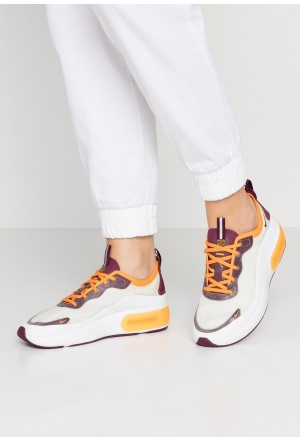 Nike AIR MAX DIA SE - Sneakers laag white/bordeaux/orange peelNIKE101476