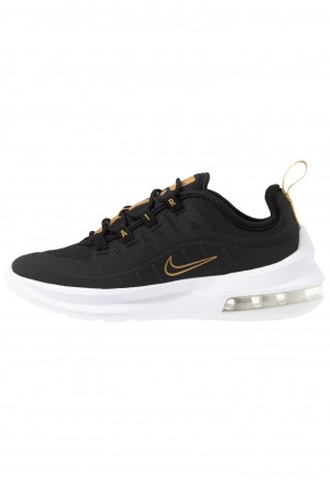 Nike AIR MAX AXIS VTB  - Sneakers laag black/white/metallic goldNIKE303463