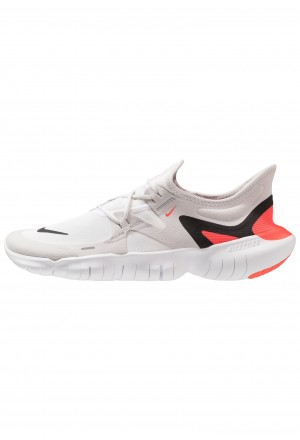 Nike FREE RN - Loopschoen neutraal vast grey/black/white/bright crimsonNIKE202848