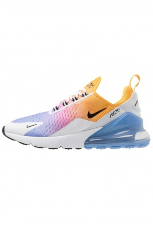 Nike AIR MAX 270 - Sneakers laag university gold/black university blue/psychic pinkNIKE202506