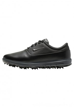 Nike Golf VICTORY TOUR - Golfschoenen black/chrome/dark greyNIKE203029