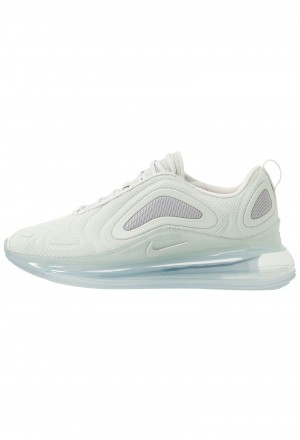 Nike AIR MAX 720 - Sneakers laag lite bone/volt/white/reflect silverNIKE202649