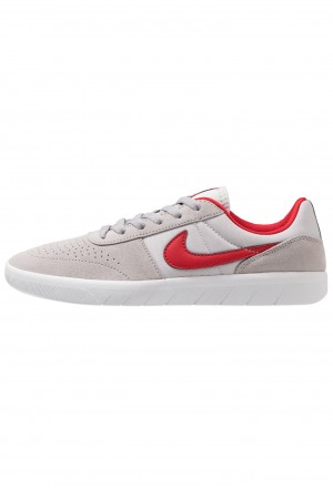 Nike SB TEAM CLASSIC - Skateschoenen atmosphere grey/university red/vast grey/obsidian/whiteNIKE202531