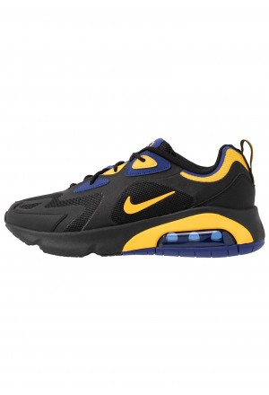Nike AIR MAX 200 - Sneakers laag blackNIKE202255