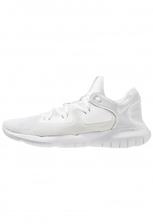 Nike FLEX 2019 RN - Loopschoen neutraal white/pure platinumNIKE203140