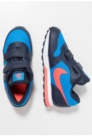 Nike MD RUNNER 2  - Babyschoenen photo blue/bright crimson/obsidian/whiteNIKE303798