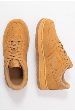 Nike FORCE 1 - Sneakers laag wheat/light brownNIKE303398