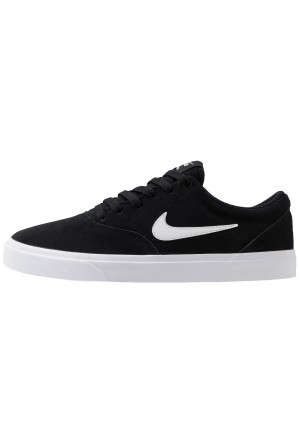 Nike SB CHARGE - Sneakers laag black/whiteNIKE202599