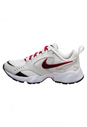 Nike AIR HEIGHTS  - Sneakers laag sail/black/phantom/gym redNIKE101456