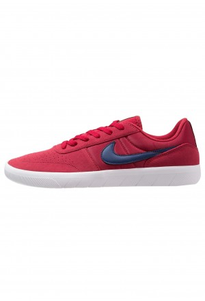 Nike SB TEAM CLASSIC - Skateschoenen red crush/blue voidNIKE202537