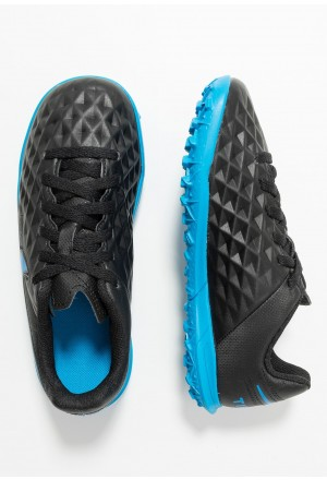 Nike LEGEND 8 CLUB TF - Voetbalschoenen voor kunstgras black/blue heroNIKE303748