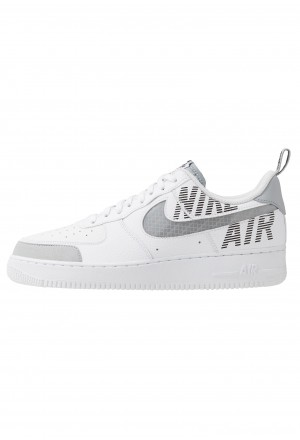 Nike AIR FORCE 1 '07 LV8 - Sneakers laag white/wolf grey/blackNIKE202555