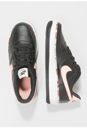 Nike FORCE 1 - Sneakers laag black/pink tint/white/pale ivoryNIKE303494