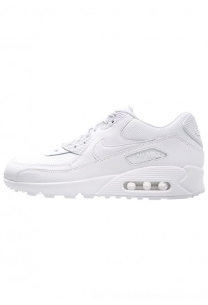 Nike AIR MAX 90 ESSENTIAL - Sneakers laag whiteNIKE202270