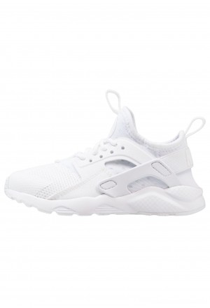 Nike HUARACHE RUN ULTRA (PS) - Sneakers laag whiteNIKE303488