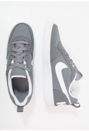 Nike COURT BOROUGH  - Sneakers laag cool grey/whiteNIKE303203