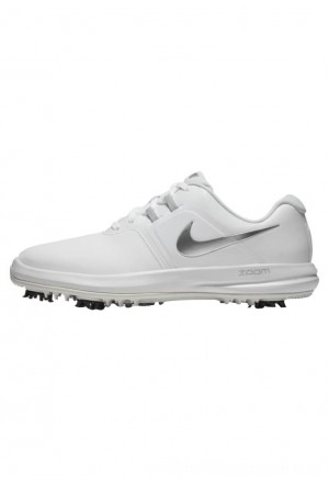 Nike Golf Sneakers laag white/grey/silverNIKE101488