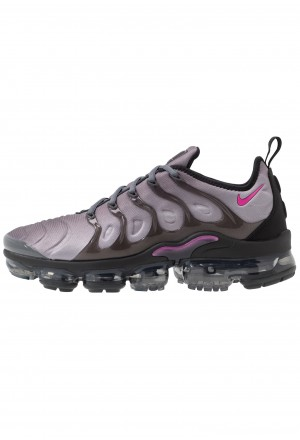 Nike AIR VAPORMAX PLUS - Sneakers laag atmosphere grey/active fuchsia/dark grey/anthracite/black/reflect silverNIKE202418
