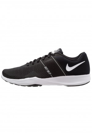 Nike CITY TRAINER 2 - Sportschoenen black/whiteNIKE101674
