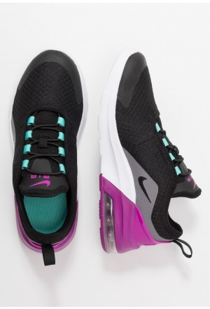 Nike AIR MAX MOTION 2 - Instappers black/hyper violet/gunsmoke/aurora greenNIKE303518