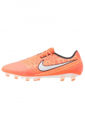 Nike PHANTOM ELITE AG-PRO - Voetbalschoenen met kunststof noppen bright mango/white/orange pulse/anthrazitNIKE203000