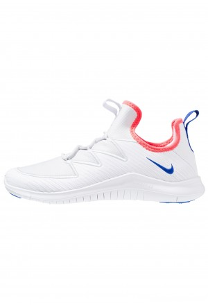 Nike HYPERFLORA FREE TR ULTRA - Sportschoenen white/racer blue/pure platinum/flash crimson/sailNIKE101761