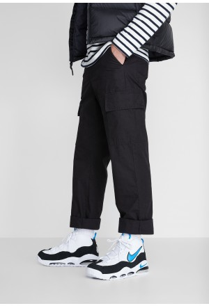 Nike AIR MAX UPTEMPO '95 - Sneakers hoog white/photo blue/blackNIKE202431
