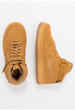 Nike FORCE 1 MID LV8 3 - Sneakers hoog wheat/light brownNIKE303472
