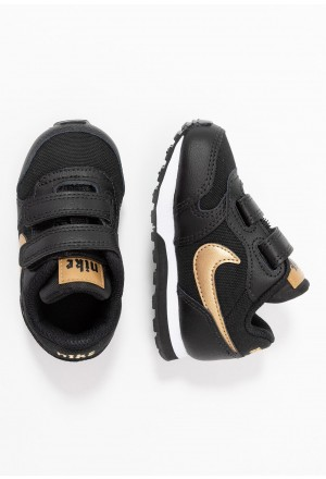 Nike RUNNER 2 - Sneakers laag black/metallic gold/whiteNIKE303400